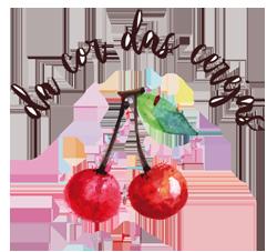 da cor das cerejas